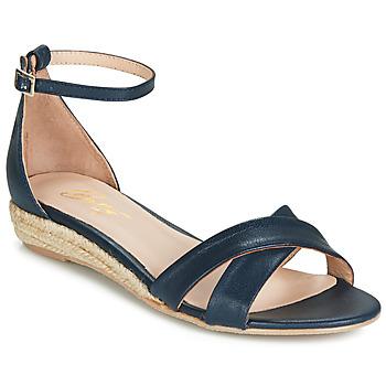 Cipők Női Szandálok / Saruk Betty London JIKOTIVE Tengerész