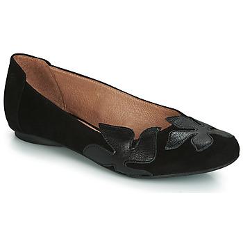 Cipők Női Balerina cipők / babák Betty London ERUNE Fekete