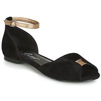 Cipők Női Szandálok / Saruk Betty London INALI Fekete
