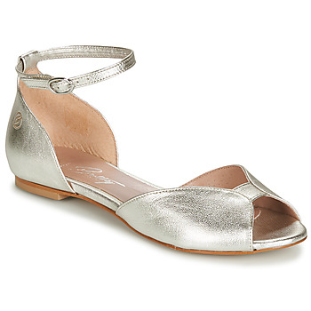 Cipők Női Szandálok / Saruk Betty London INALI Ezüst