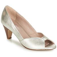 Cipők Női Félcipők Betty London JIKOTIZE Ezüst