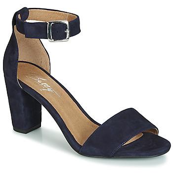 Cipők Női Szandálok / Saruk Betty London CRETOLIA Tengerész