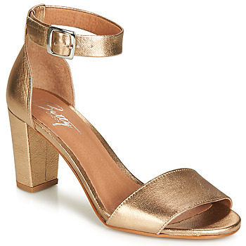 Cipők Női Szandálok / Saruk Betty London CRETOLIA Arany