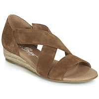 Cipők Női Szandálok / Saruk Betty London JIKOTE Teve