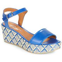 Cipők Női Szandálok / Saruk Betty London JIKOTERE Kék