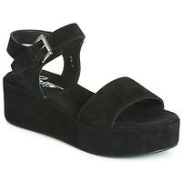 Cipők Női Szandálok / Saruk Betty London JIKOTETE Fekete