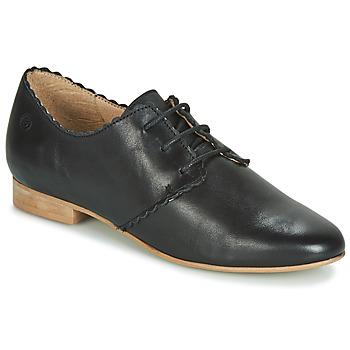 Cipők Női Oxford cipők Betty London JIKOTEFE Fekete