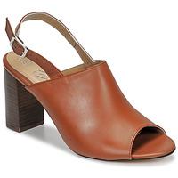 Cipők Női Szandálok / Saruk Betty London JIKOTEGE Teve