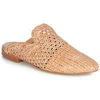 Cipők Női Papucsok Betty London JIKOTEXE Teve