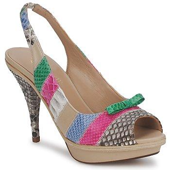 Cipők Női Szandálok / Saruk Fericelli NIADIK Sokszínű