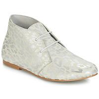 Cipők Női Csizmák Ippon Vintage HYP ARY Fehér / Ezüst