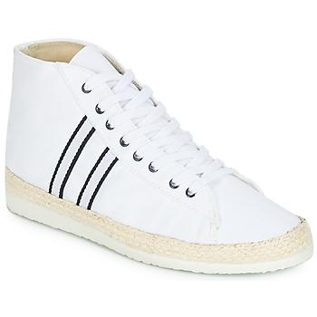Cipők Női Magas szárú edzőcipők Ippon Vintage BAD HYLTON Fehér