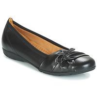 Cipők Női Balerina cipők / babák Gabor MATILDA Fekete