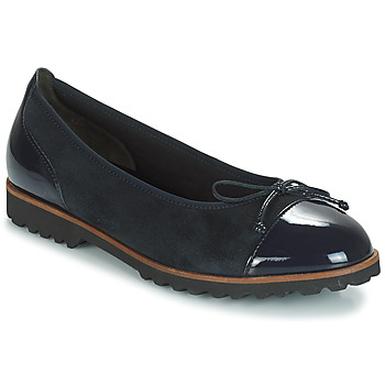 Cipők Női Balerina cipők / babák Gabor CAROLINA Tengerész