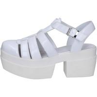 Cipők Női Szandálok / Saruk Cult BT539 Fehér