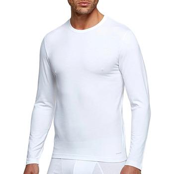 Ruhák Férfi Hosszú ujjú pólók Impetus 1368898 001 Fehér