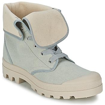 Cipők Női Magas szárú edzőcipők Casual Attitude BOPESSA Szürke