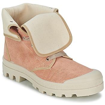 Cipők Női Magas szárú edzőcipők Casual Attitude BOPESSA Rózsaszín