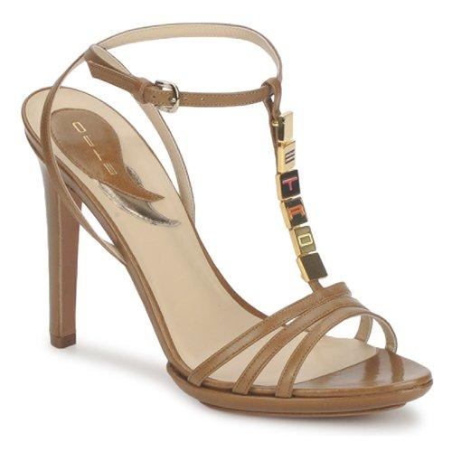 Cipők Női Szandálok / Saruk Etro 3443 Barna