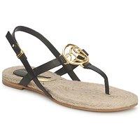 Cipők Női Szandálok / Saruk Etro 3426 Fekete
