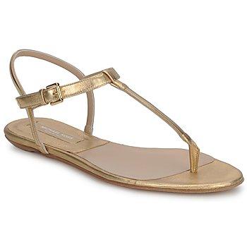 Cipők Női Szandálok / Saruk Michael Kors MK18017 Arany