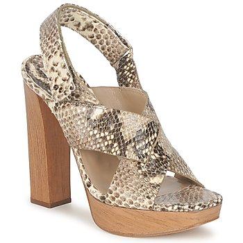 Cipők Női Szandálok / Saruk Michael Kors MK18072 Piton