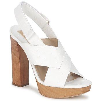 Cipők Női Szandálok / Saruk Michael Kors MK18072 Fehér