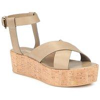 Cipők Női Szandálok / Saruk Michael Kors MK18132 Homokszín