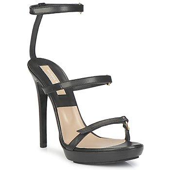 Cipők Női Szandálok / Saruk Michael Kors MK18031 Fekete