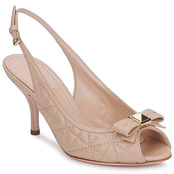 Cipők Női Szandálok / Saruk Sebastian S5244 Bőrszínű