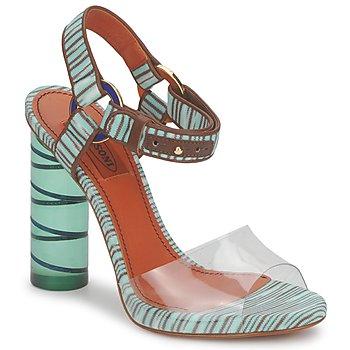 Cipők Női Szandálok / Saruk Missoni TM63 Víz