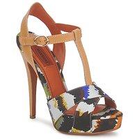 Cipők Női Szandálok / Saruk Missoni TM69 Sokszínű