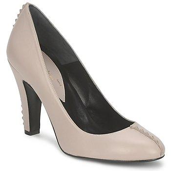 Cipők Női Félcipők Karine Arabian TYRA Bézs