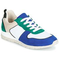 Cipők Női Rövid szárú edzőcipők André ADO Kék
