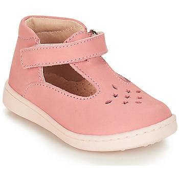 Cipők Lány Balerina cipők / babák André FILLETTE Rózsaszín