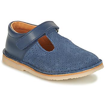 Cipők Lány Balerina cipők  André MARIN Kék
