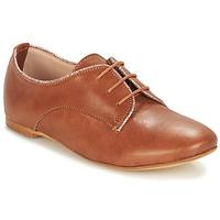 Cipők Fiú Oxford cipők André COMPLICITE Teve