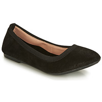 Cipők Női Balerina cipők  André CARLARA Fekete