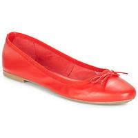Cipők Női Balerina cipők / babák André PIETRA Piros