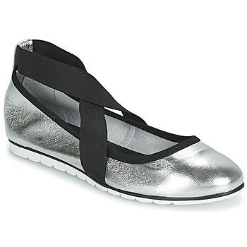 Cipők Női Balerina cipők  André ALYSSA Ezüst