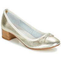 Cipők Női Félcipők André POETESSE Arany