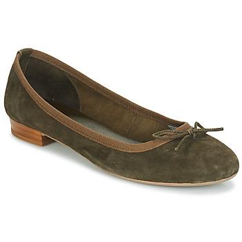 Cipők Női Balerina cipők  André CINDY Keki