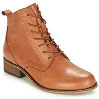 Cipők Női Csizmák André GODILLOT Teve