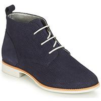 Cipők Női Csizmák André SIROCCO Kék
