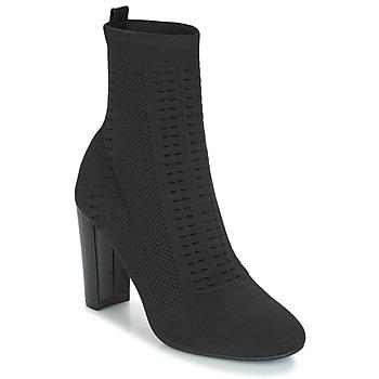 Cipők Női Bokacsizmák André ARIANA Fekete