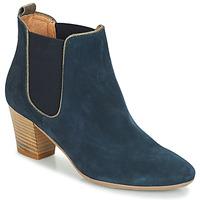 Cipők Női Bokacsizmák André RELEASE Kék