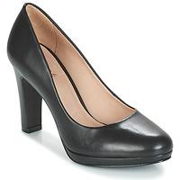 Cipők Női Félcipők André CALI Fekete