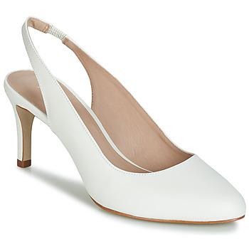 Cipők Női Félcipők André CASINO Fehér