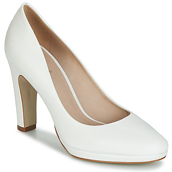 Cipők Női Félcipők André CALI Fehér
