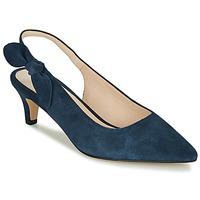 Cipők Női Félcipők André CLARIA Kék